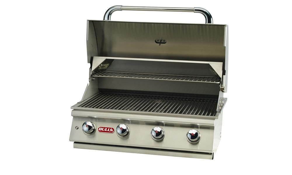 Bull Lonestar Select 30 Drop In Grill